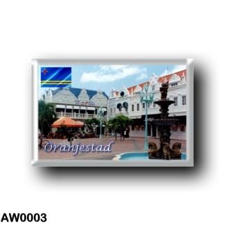AW0003 America - Aruba - Oranjestad