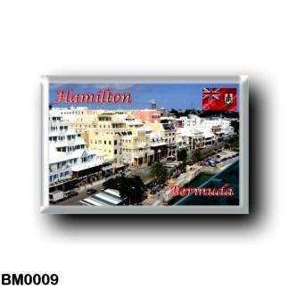 BM0009 America - Bermuda - Hamilton - Front Street