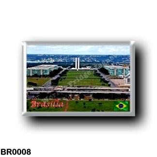 BR0008 America - Brazil - Brasília
