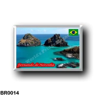 BR0014 America - Brazil - Fernando de Noronha