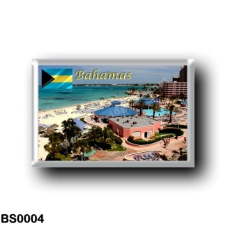 BS0004 America - The Bahamas - Resort