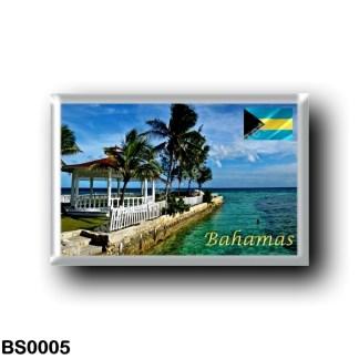 BS0005 America - The Bahamas - Panorama