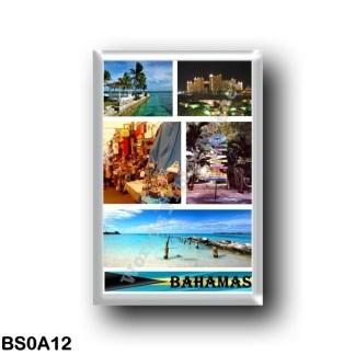BS0A12 America - The Bahamas - Mosaic