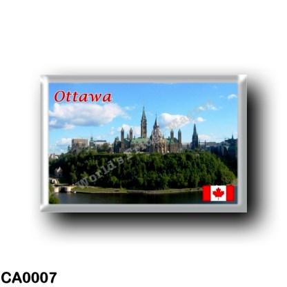CA0007 America - Canada - Ottawa