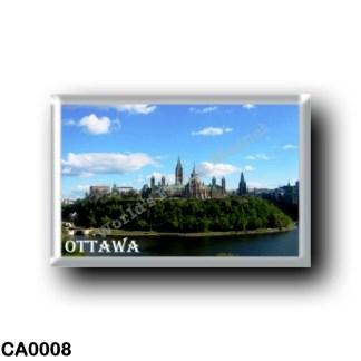 CA0008 America - Canada - Ottawa