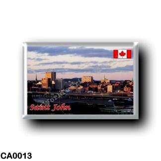 CA0013 America - Canada - Saint John