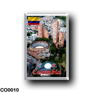 CO0010 America - Colombia - Arena and Surroundings