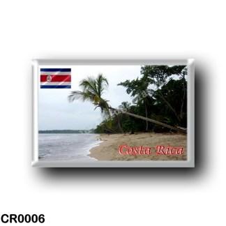 CR0006 America - Costa Rica - Playa Cahuita