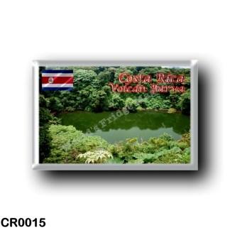 CR0015 America - Costa Rica - Volcan Barva