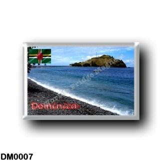 DM0007 America - Dominica - Scotts Head