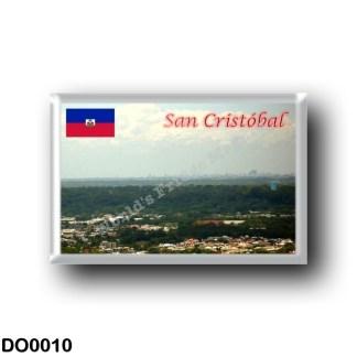 DO0010 America - Dominican Republic - San Cristóbal - Panorama