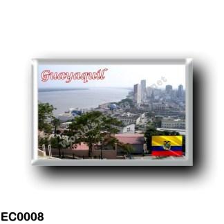 EC0008 America - Ecuador - Guayaquil