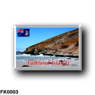 FK0003 America - Falkland Islands - Panorama