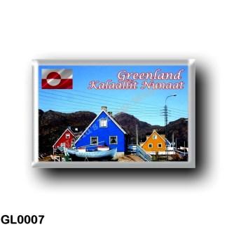 GL0007 America - Greenland - Panorama