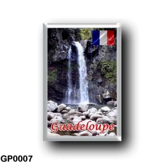 GP0007 America - Guadeloupe - Chutes du Carbet