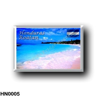 HN0005 America - Honduras - Roatan - Bay Islands