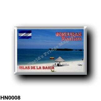 HN0008 America - Honduras - Roatan - Islas de la Bahia