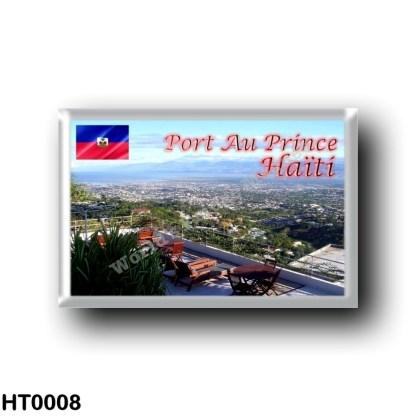 HT0008 America - Haiti - Port Au Prince