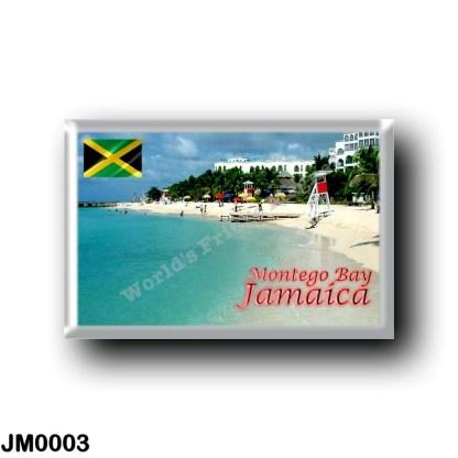 JM0003 America - Jamaica - Montego Bay - Doctor's Cave Beach Club