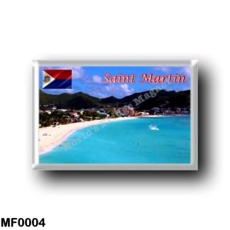 MF0004 America - Saint Martin - Philipsburg and the Great Bay