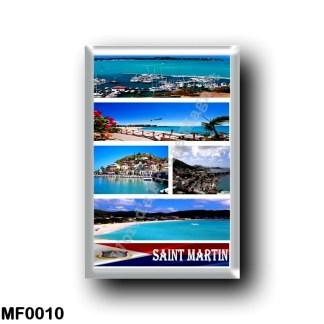 MF0010 America - Saint Martin - Mosaic