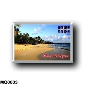 MQ0003 America - Martinique - Les Salines Plage