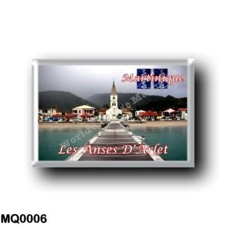 MQ0006 America - Martinique - Les Anses D'Arlet