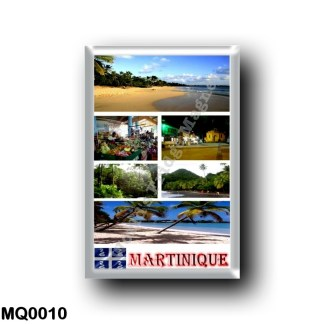 MQ0010 America - Martinique - Mosaic