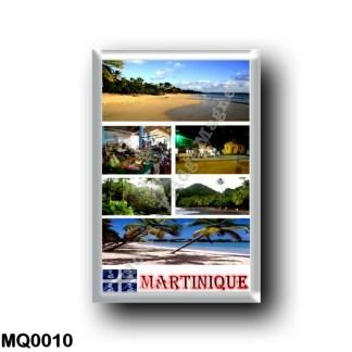 MQ0010 America - Martinique - Mosaic