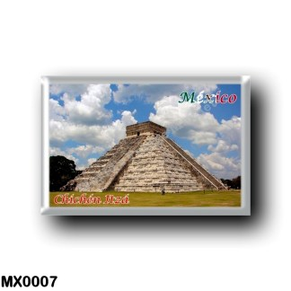 MX0007 America - Mexico - Chichen Itza