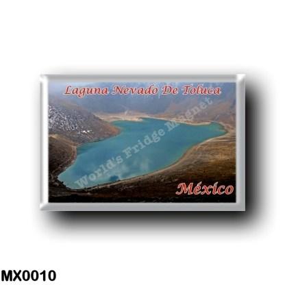 MX0010 America - Mexico - Laguna Nevado De Toluca -