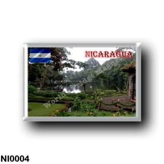 NI0004 America - Nicaragua - Reserva Natural Selva Negra en Matagalpa