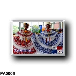 PA0006 America - Panama - Empolleradas Panameñas