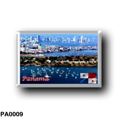 PA0009 America - Panama - Panorama