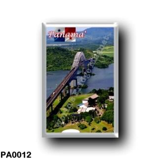 PA0012 America - Panama - Puente de las américas