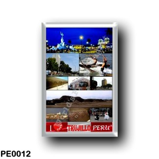 PE0012 America - Peru - Trujillo I Love