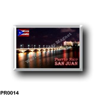 PR0014 America - Puerto Rico - San Juan - Puente Dos Hermanos