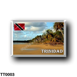 TT0003 America - Trinidad and Tobago - Mayaro Beach