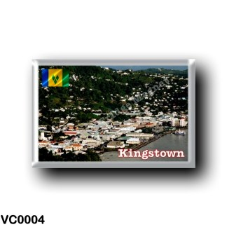 VC0004 America - Saint Vincent and the Grenadines - Kingstown