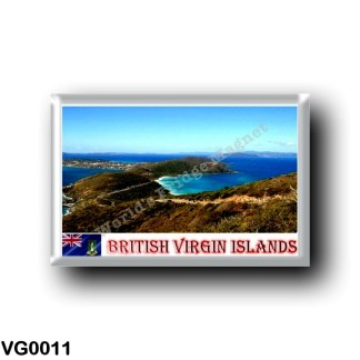 VG0011 America - British Virgin Islands - Gorda Peak