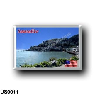 US0011 America - United States - Susalito - Panorama