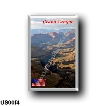 US00f4 America - United States - Arizona - Grand Canyon - Panorama