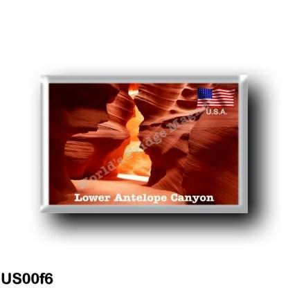 US00f6 America - United States - Arizona - Lower Antelope Canyon