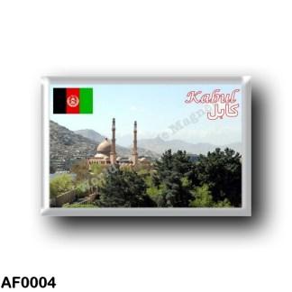 AF0004 Asia - Afghanistan - Kabul - Moschea