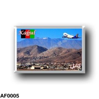 AF0005 Asia - Afghanistan - Kabul airport