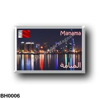 BH0006 Asia - Bahrain - Asia - Bahrain - Manama - night View