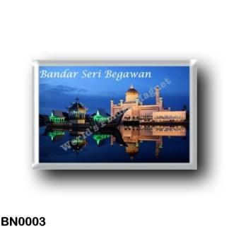 BN0003 Asia - Brunei - Bandar Seri Bergawan