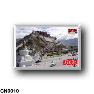CN0010 Asia - China - Tibet