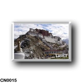 CN0015 Asia - China - Tibet