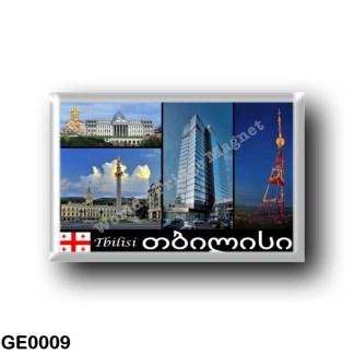 GE0009 Asia - Georgia - Tbilisi - Mosaic